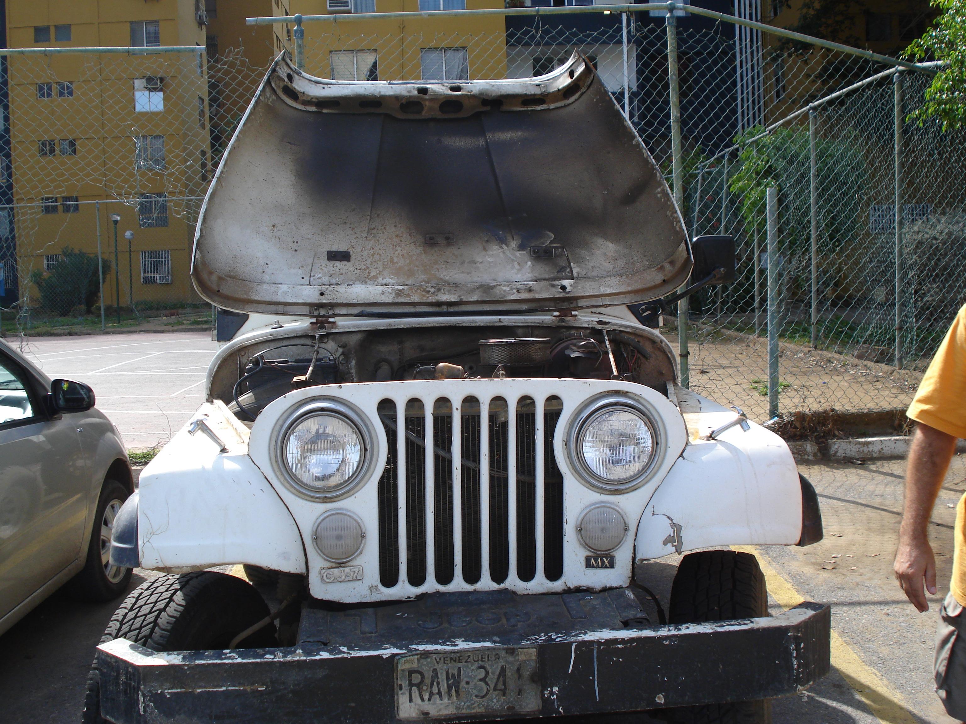 Mi Jeep CJ-7 =D | El Rincon de Shadow